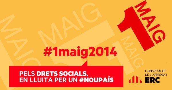 #1maig2014
